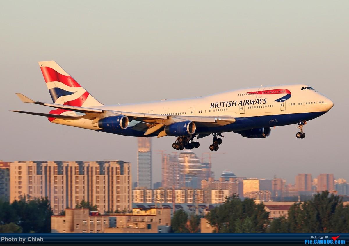 Re:[原创]【凉水拍机札记】2015-06-08,PEK晨图一组~收了个艾提哈德卡狗 BOEING 747-436 G-BNLY 中国北京首都国际机场