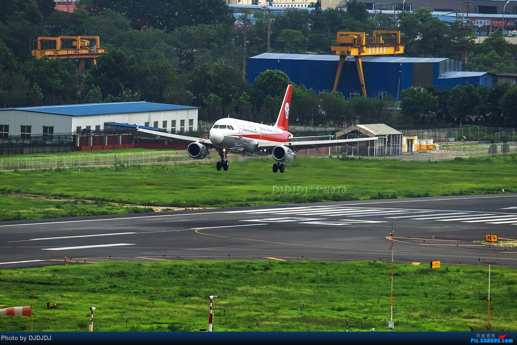 [原创]【BLDDQ】6442 AIRBUS A319-100 B-6442 中国大连周水子国际机场