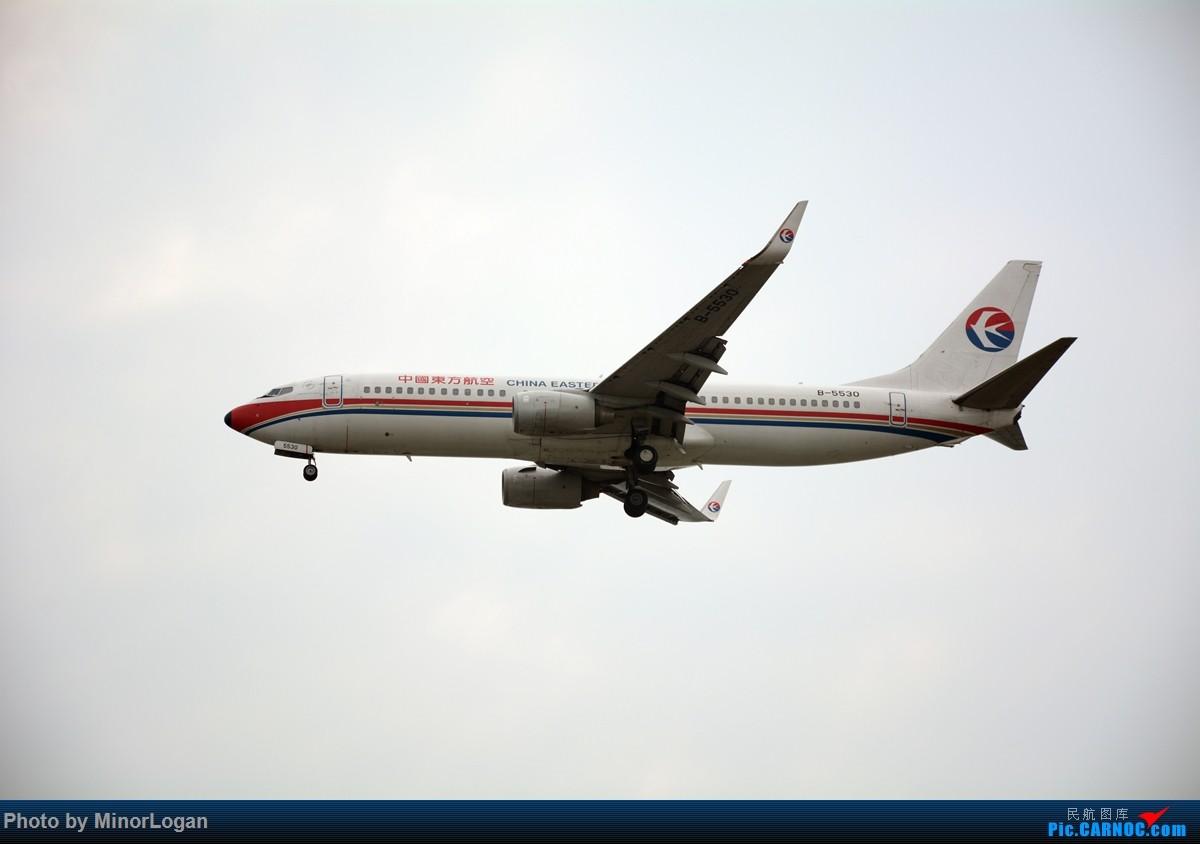Re:[原创]主场在上海 BOEING 737-800 B-5530 上海浦东国际机场