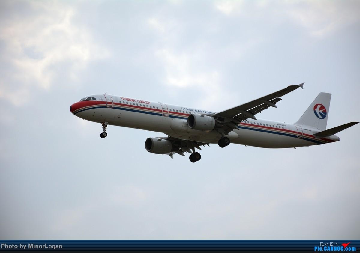 Re:[原创]主场在上海 AIRBUS A321-200 B-6330 上海浦东国际机场