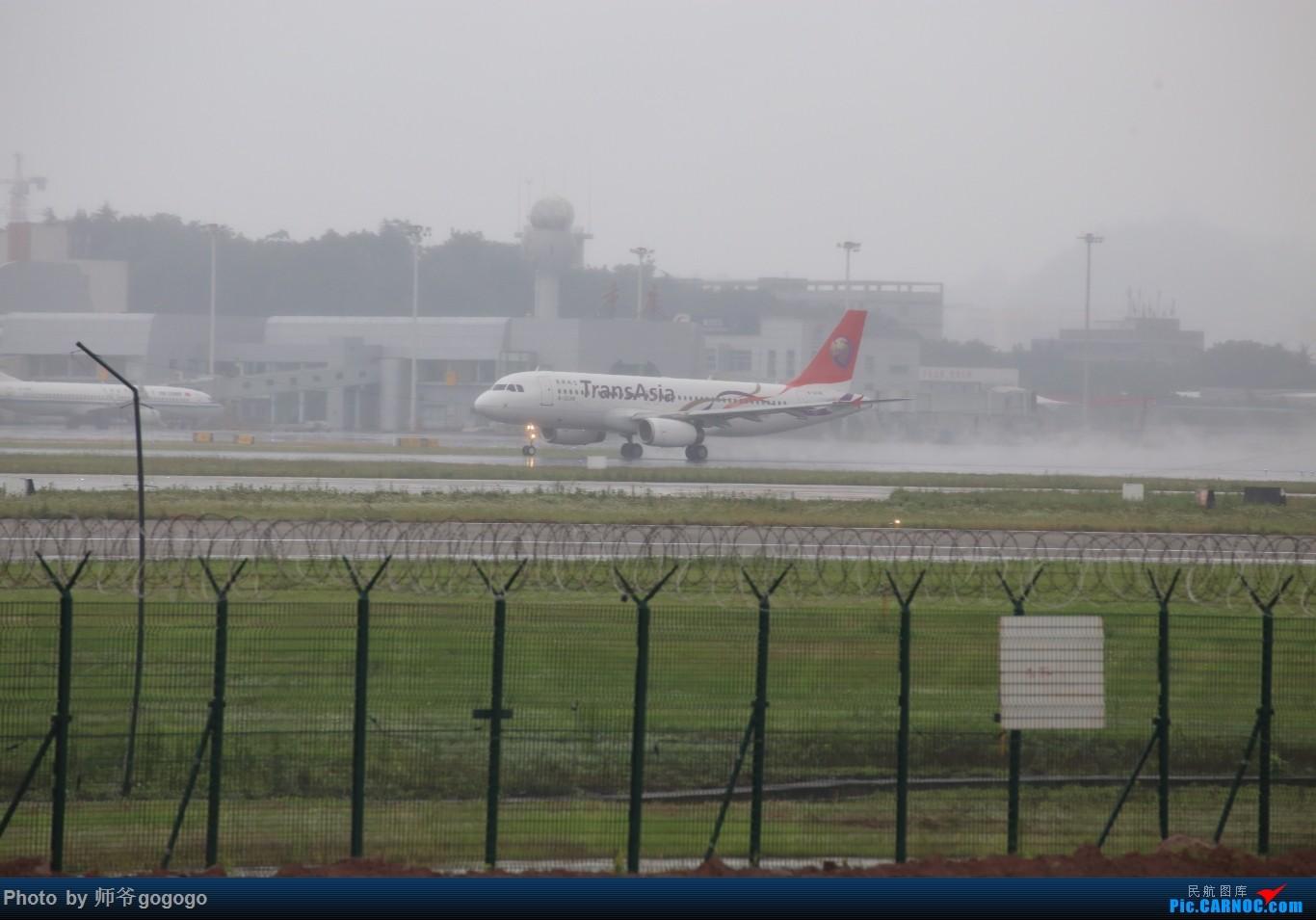 Re:[原创]雨天CKG处子行。 AIRBUS A320-200 B-22318 重庆江北国际机场