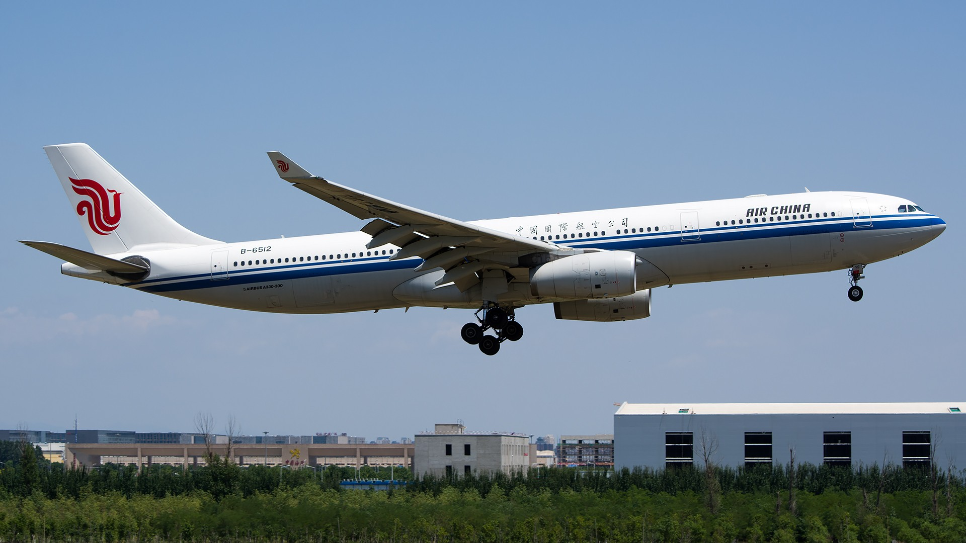 Re:[原创]高空低涡最后一天的PEK杂图【2015-6-14】 AIRBUS A330-300 B-6512 中国北京首都国际机场