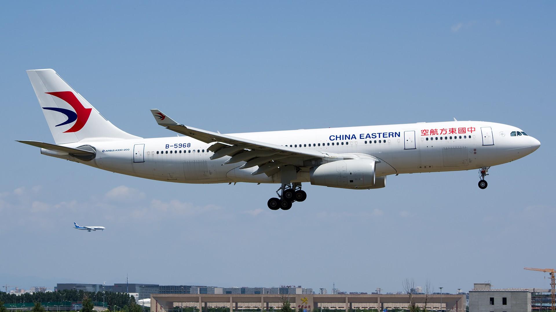 Re:[原创]高空低涡最后一天的PEK杂图【2015-6-14】 AIRBUS A330-200 B-5968 中国北京首都国际机场