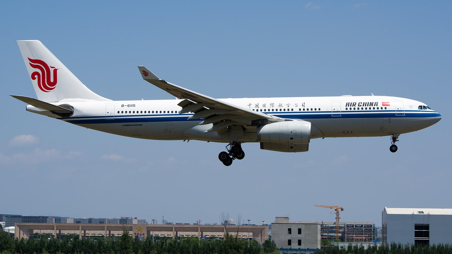 Re:[原创]高空低涡最后一天的PEK杂图【2015-6-14】 AIRBUS A330-200 B-6115 中国北京首都国际机场