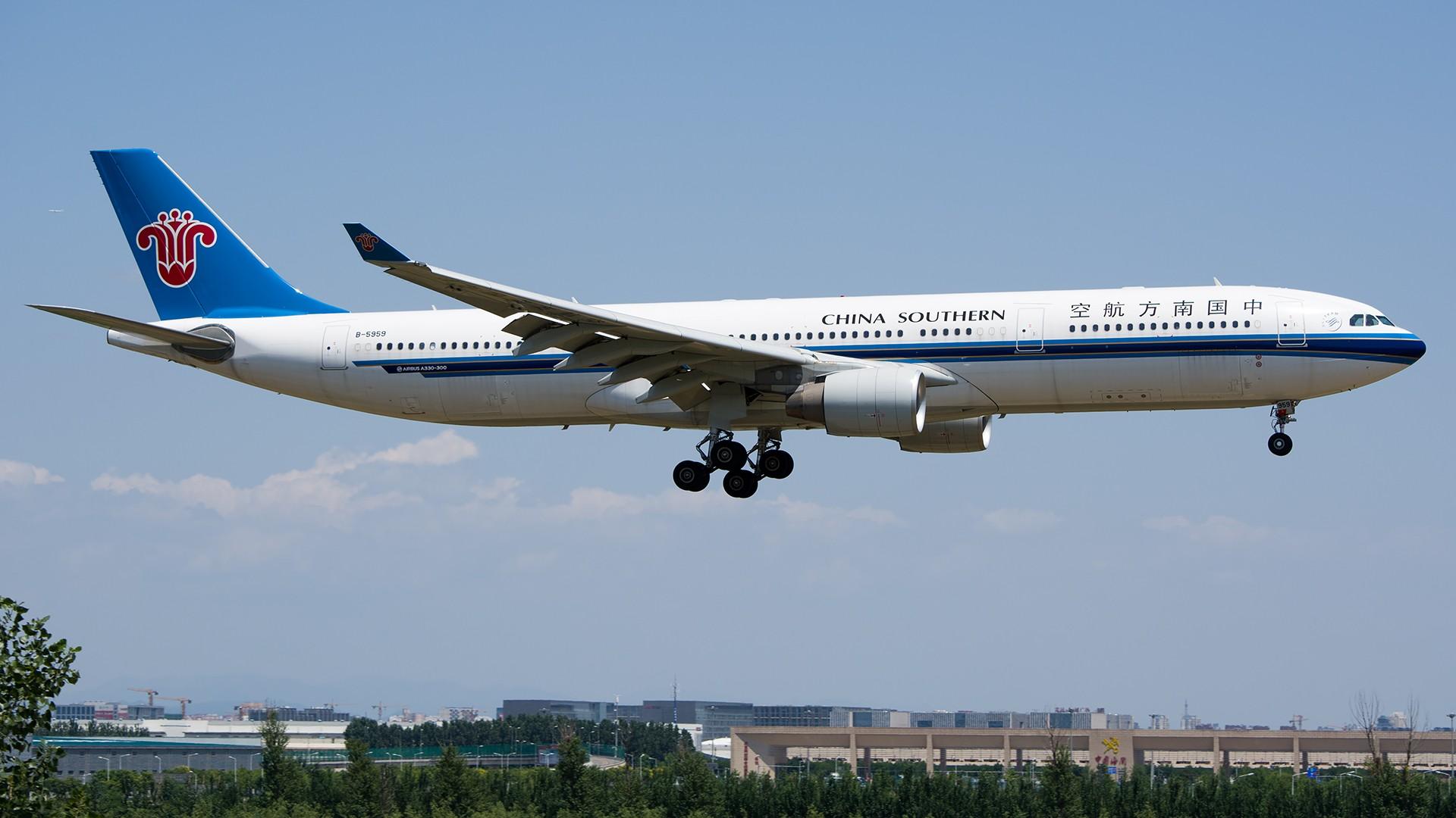 Re:[原创]高空低涡最后一天的PEK杂图【2015-6-14】 AIRBUS A330-300 B-5959 中国北京首都国际机场