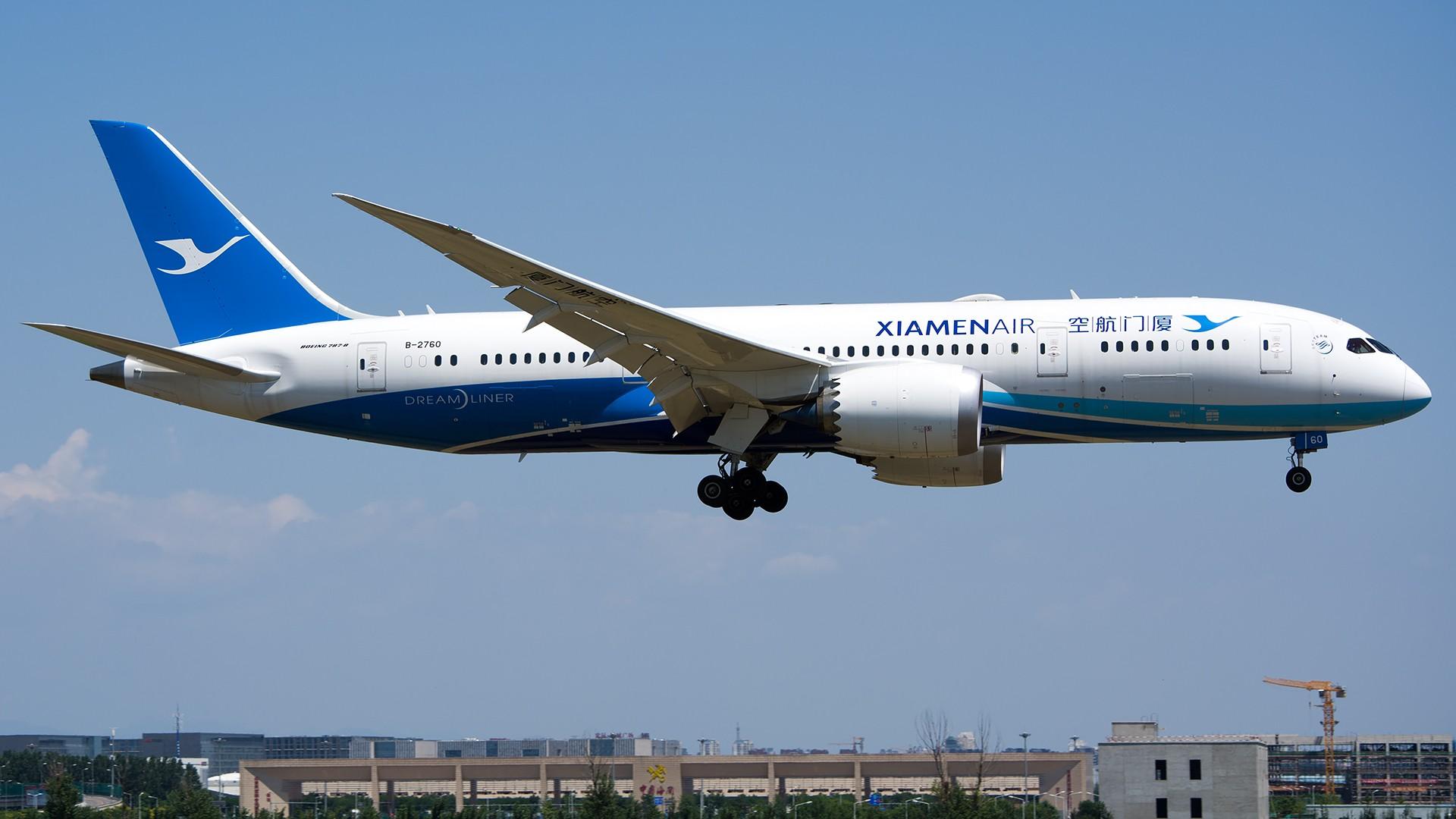 Re:[原创]高空低涡最后一天的PEK杂图【2015-6-14】 BOEING 787-8 B-2760 中国北京首都国际机场