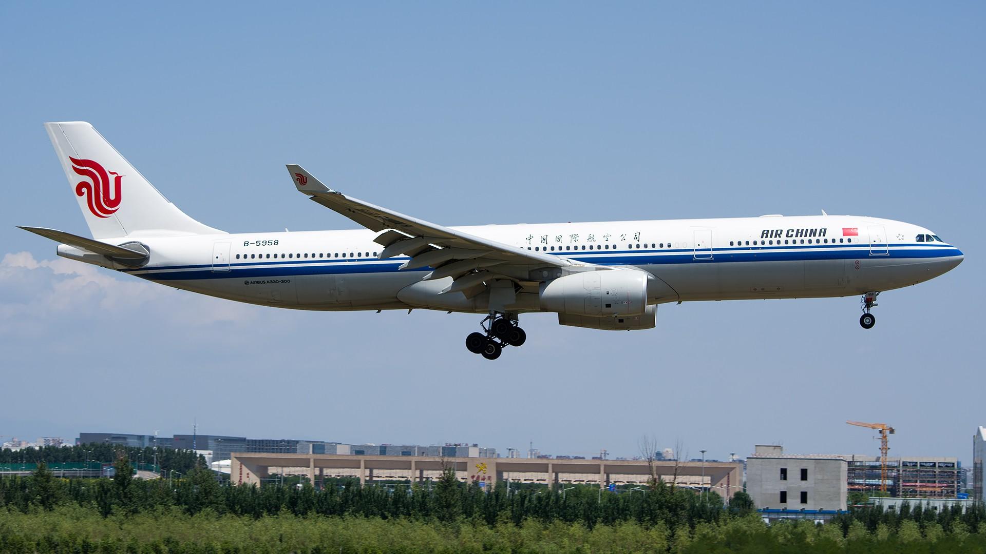 Re:[原创]高空低涡最后一天的PEK杂图【2015-6-14】 AIRBUS A330-300 B-5958 中国北京首都国际机场