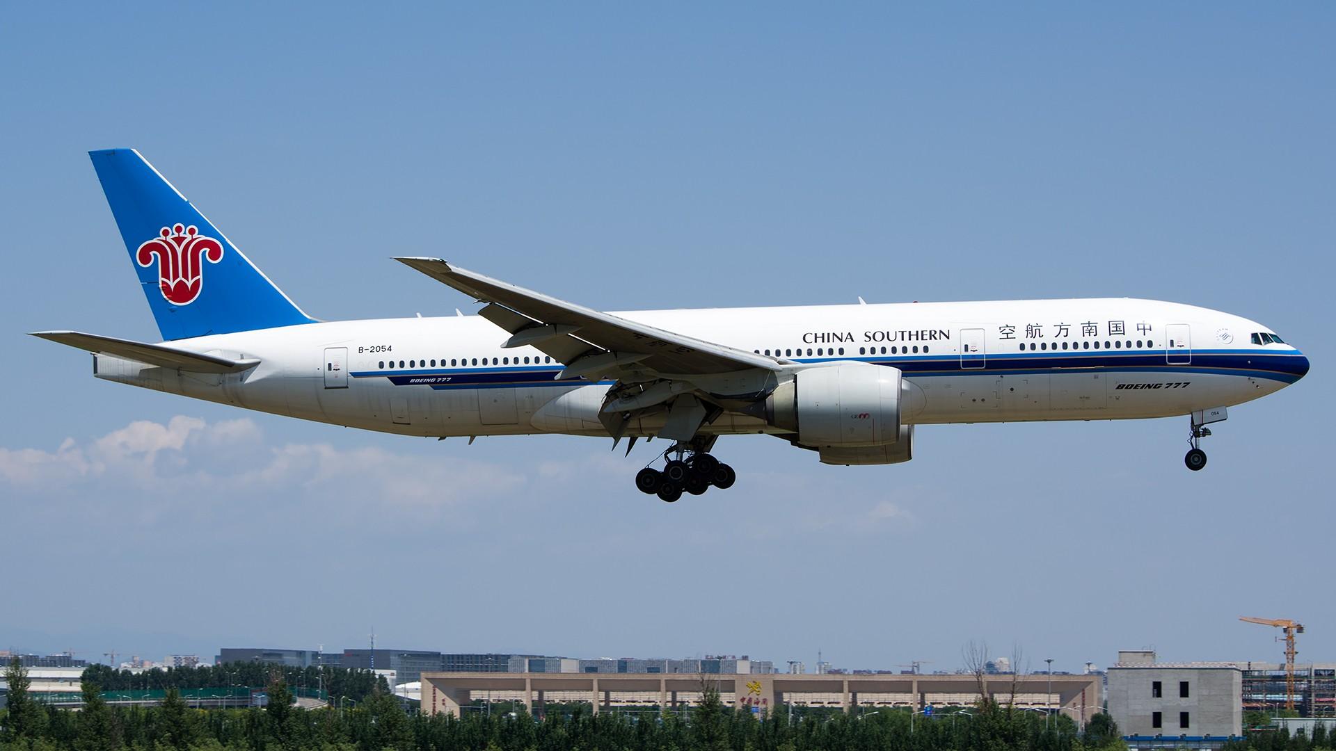 Re:[原创]高空低涡最后一天的PEK杂图【2015-6-14】 BOEING 777-200 B-2054 中国北京首都国际机场