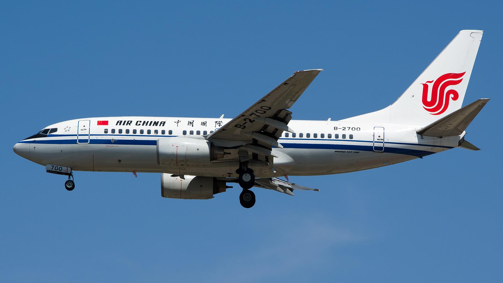 Re:[原创]高空低涡最后一天的PEK杂图【2015-6-14】 BOEING 737-700 B-2700 中国北京首都国际机场