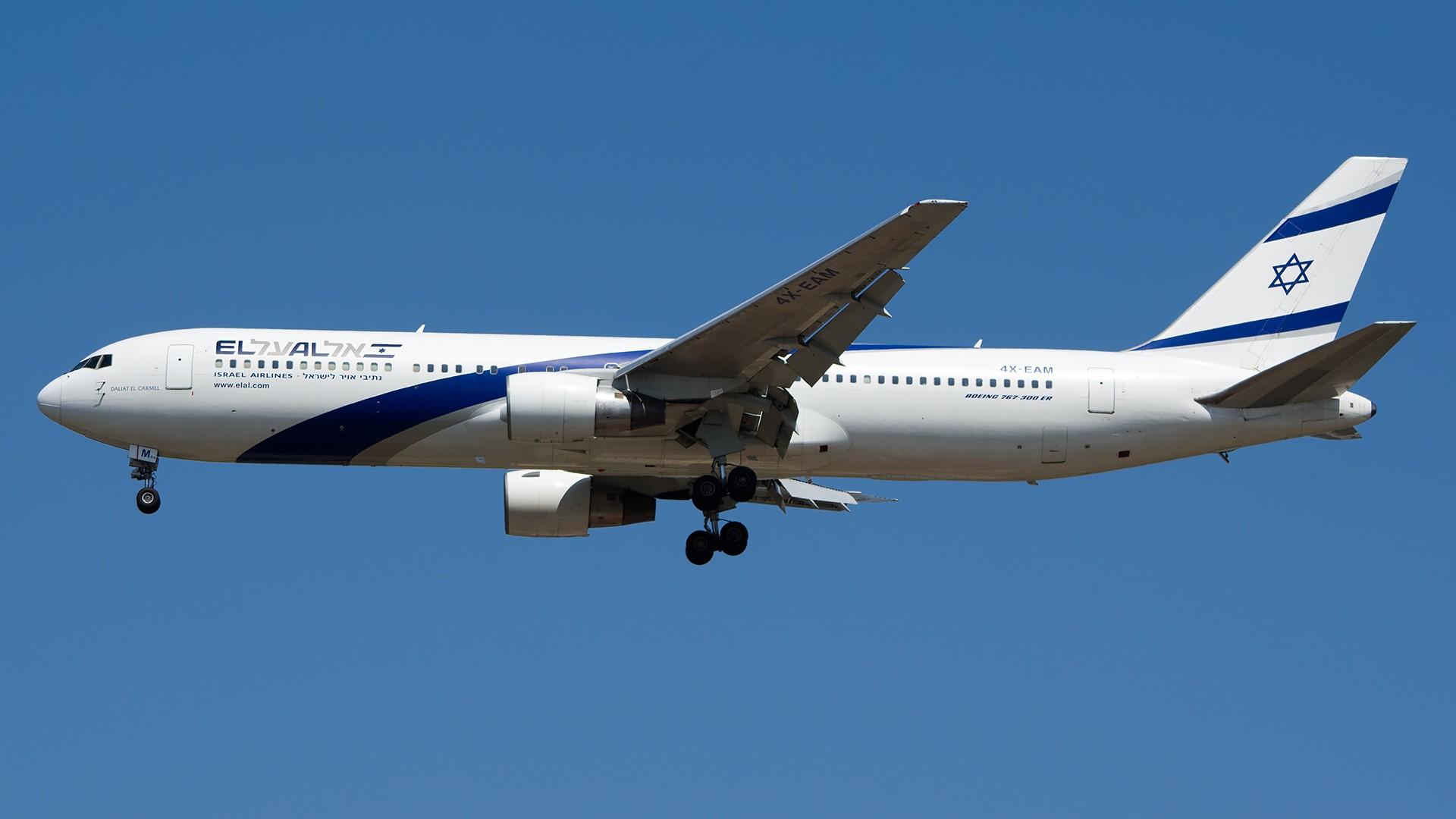 Re:[原创]高空低涡最后一天的PEK杂图【2015-6-14】 BOEING 767-300ER 4X-EAM 中国北京首都国际机场