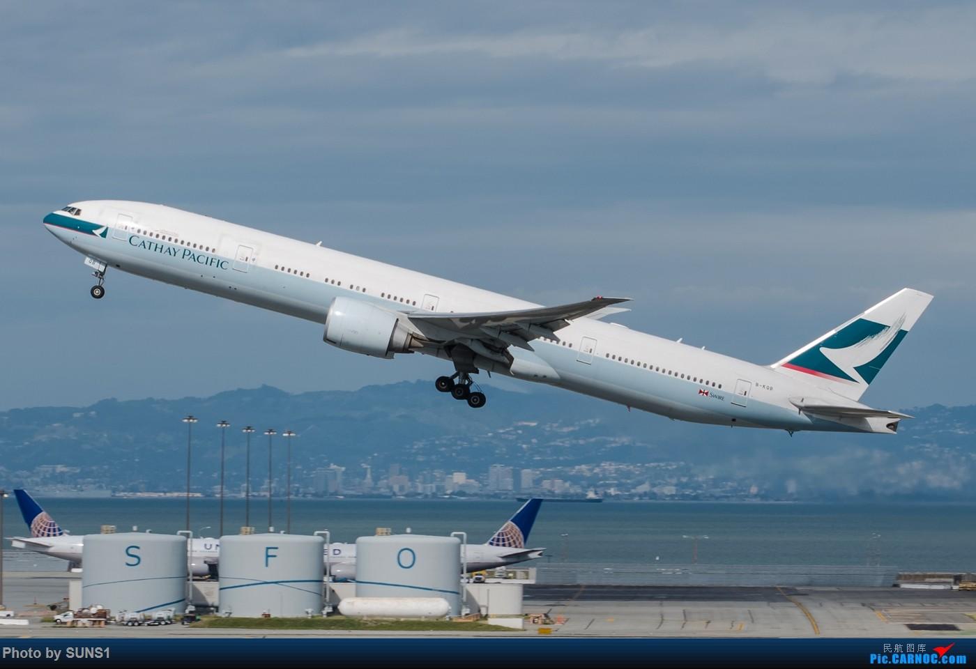 ?k?B\_旧金山国际机场平行起飞