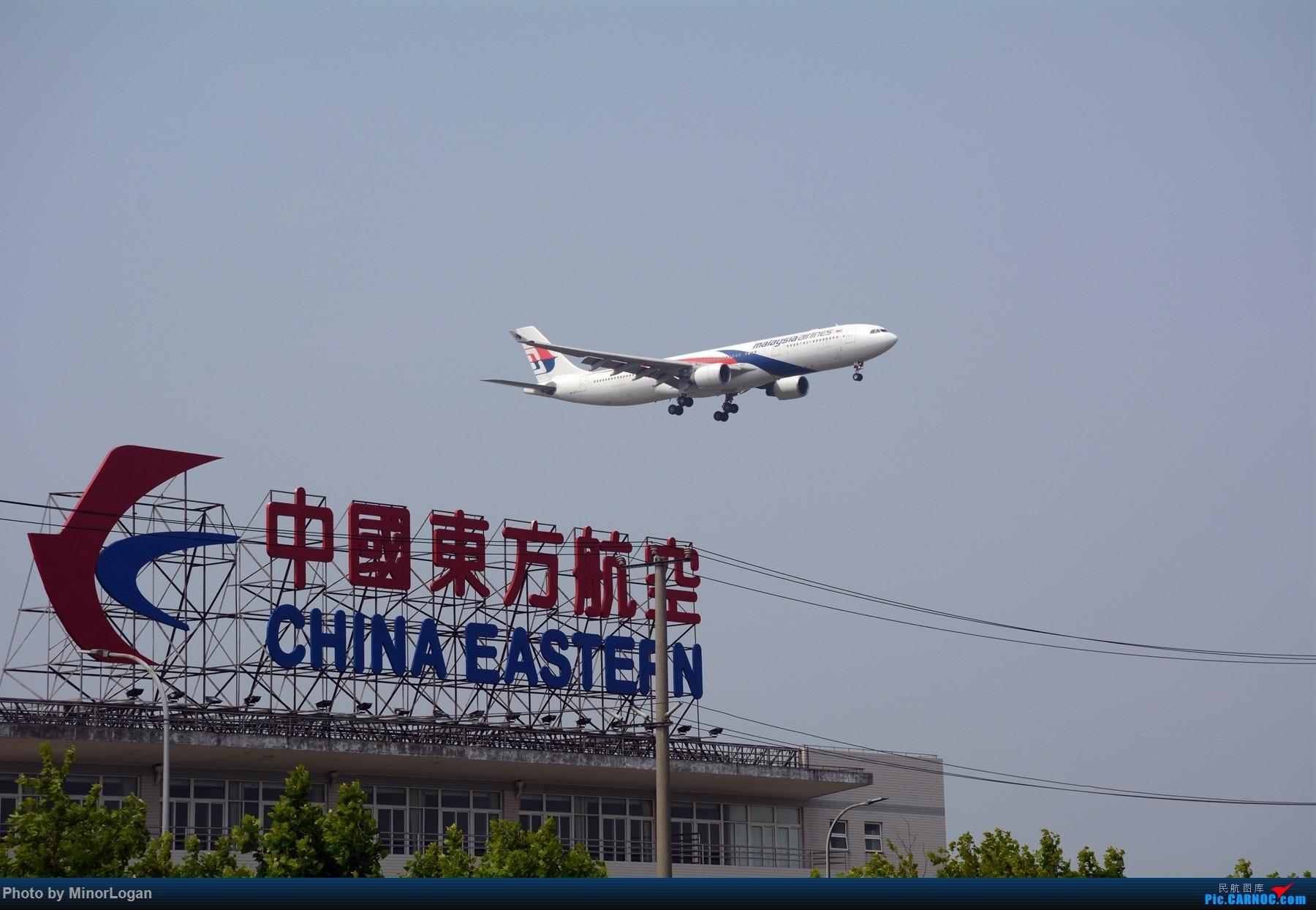 看一次就少一次了吗? AIRBUS A330-300 9M-MTD 上海浦东国际机场