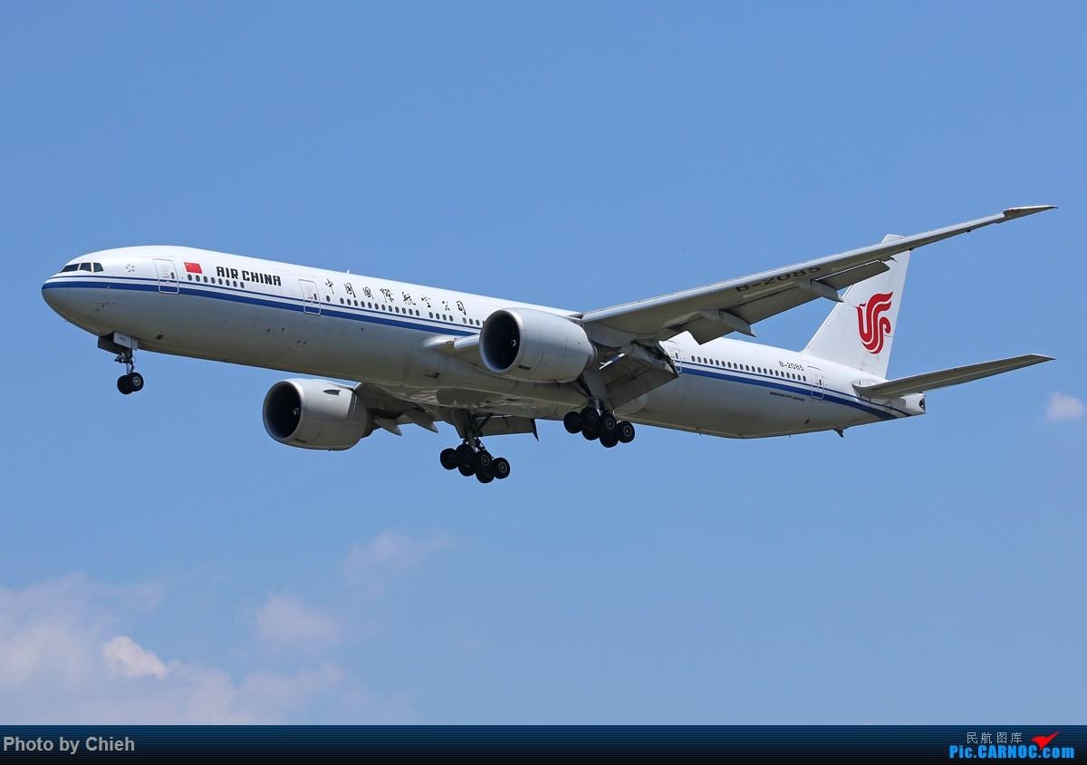 Re:[原创]【凉水拍机札记】2015-06-20,放假前最后一次拍机作业~ BOEING 777-300ER B-2085 中国北京首都国际机场