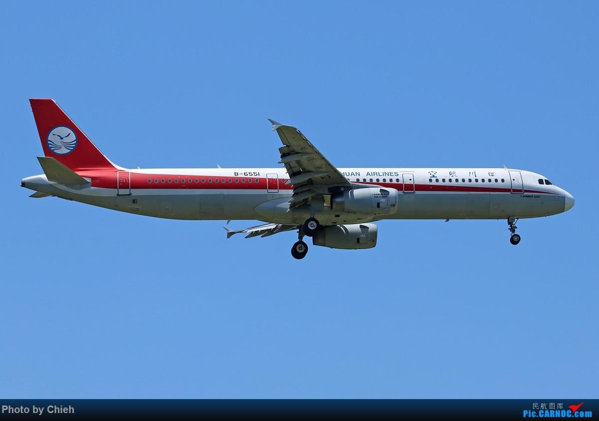 Re:[原创]【凉水拍机札记】2015-06-20,放假前最后一次拍机作业~ AIRBUS A321-200 B-6551 中国北京首都国际机场