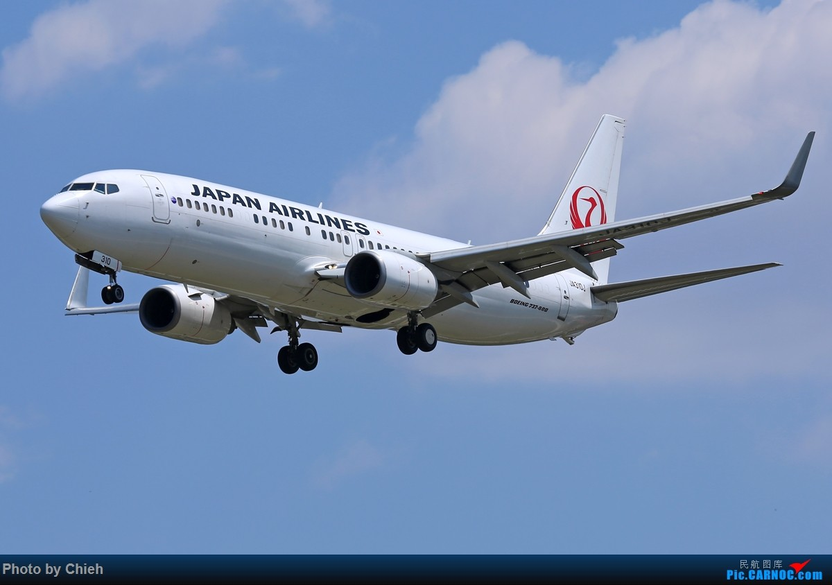 Re:[原创]【凉水拍机札记】2015-06-20,放假前最后一次拍机作业~ BOEING 737-846(WL) JA310J 中国北京首都国际机场