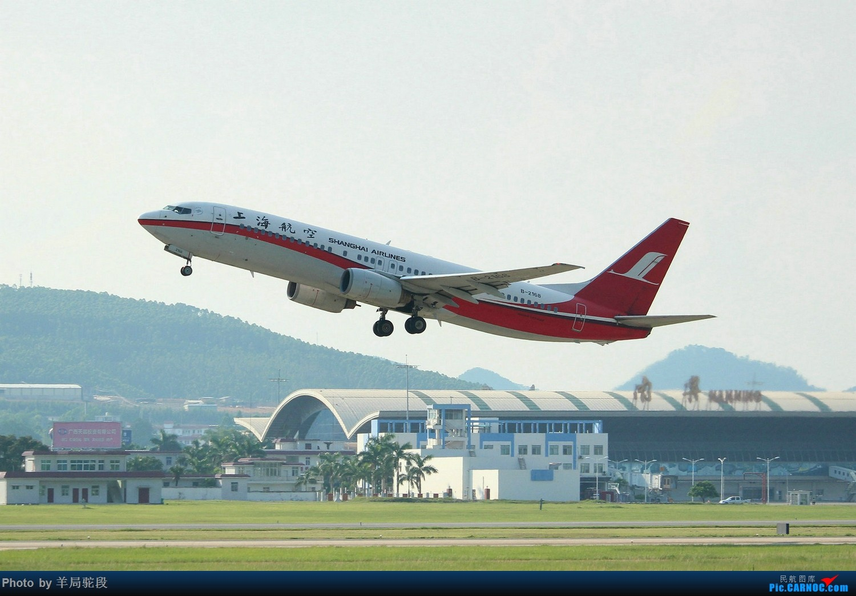 Re:[原创]【南宁飞友】端午节NNG小摄 BOEING 737-800 B-2168 NNG