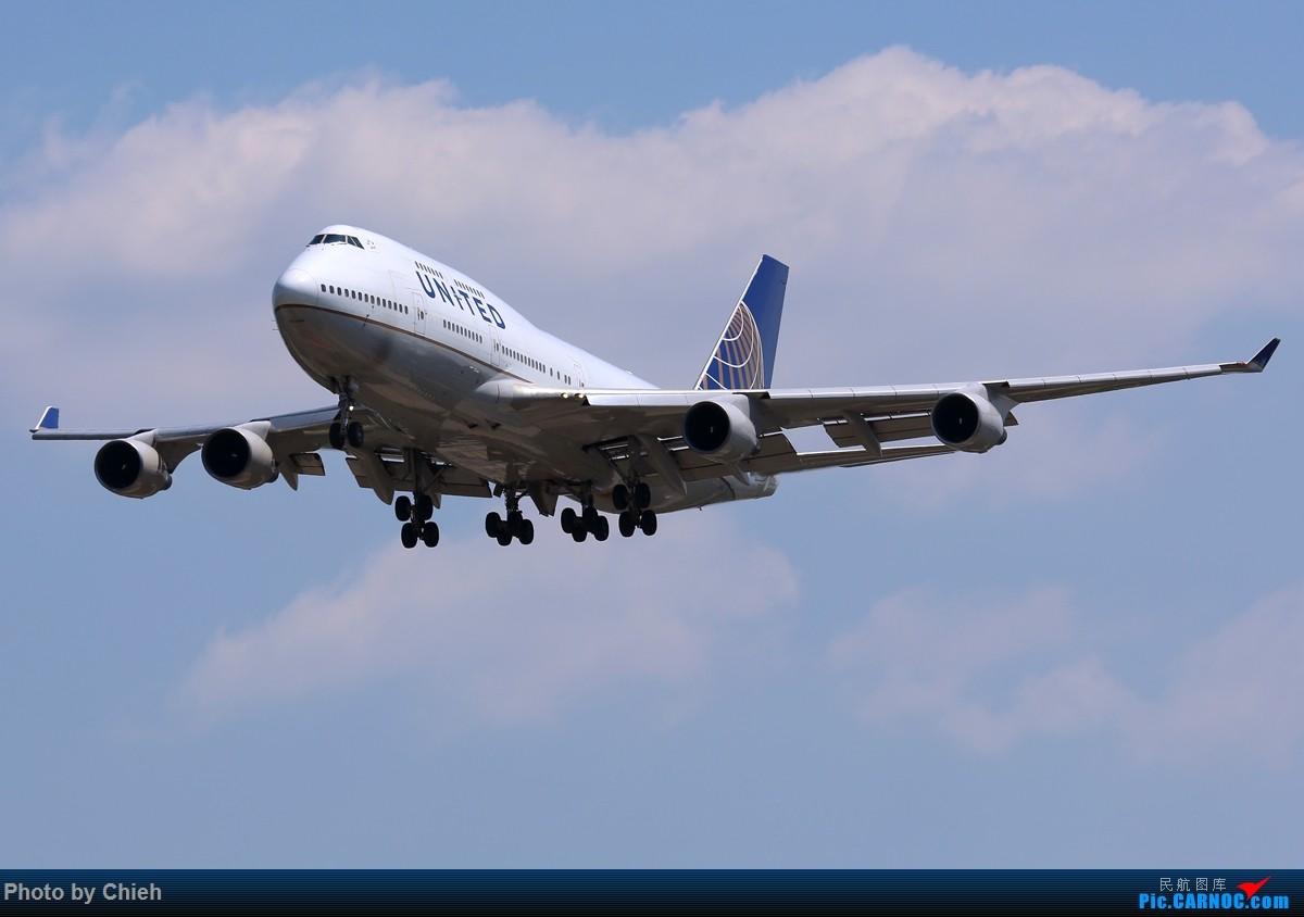 Re:[原创]【凉水拍机札记】2015-06-20,放假前最后一次拍机作业~ BOEING 747-422 N119UA 中国北京首都国际机场