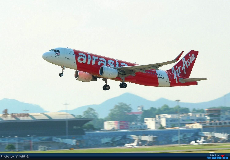 Re:[原创]【南宁飞友】端午节NNG小摄 AIRBUS A320-200 9M-AJG NNG