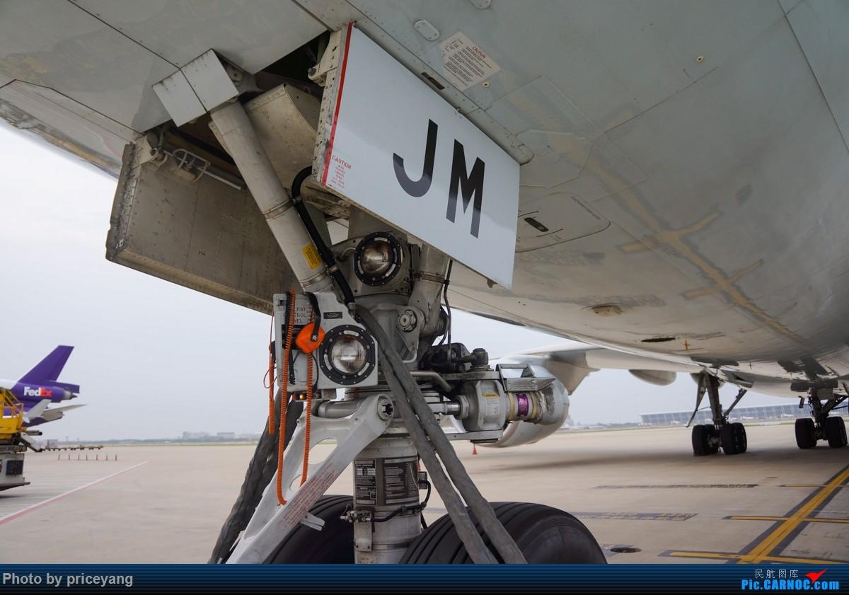 Re:[原创]浦东机场内场图 MD-11 B748 AN-124 各种停场的767 还有6055! BOEING 747-8I B-LJM 中国上海浦东国际机场