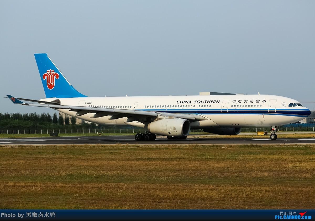 Re:[原创]我来北京是为了看飞机,拍飞机,和转机的 AIRBUS A330-200 B-6056 中国北京首都国际机场