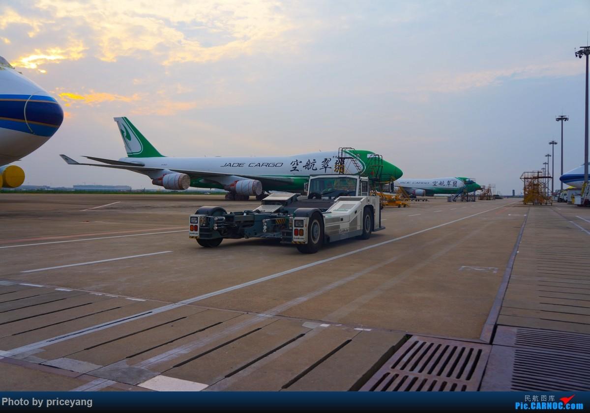 Re:[原创]浦东机场内场图 MD-11 B748 AN-124 各种停场的767 还有6055! BOEING 747-400