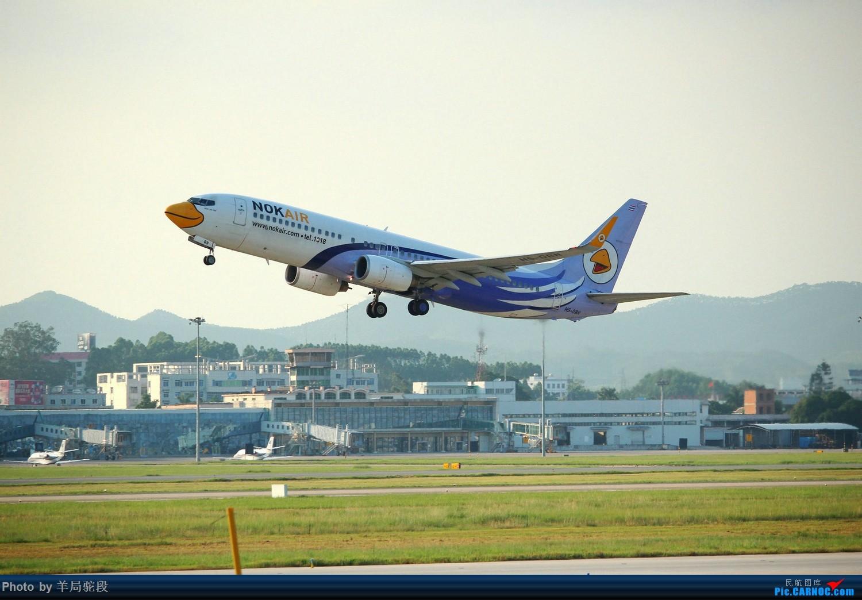 Re:[原创]【南宁飞友】端午节NNG小摄 BOEING 737-800 HS-DBN 中国南宁吴圩国际机场