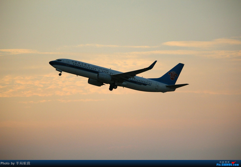 Re:[原创]【南宁飞友】端午节NNG小摄 BOEING 737-800 B-5719 中国南宁吴圩国际机场