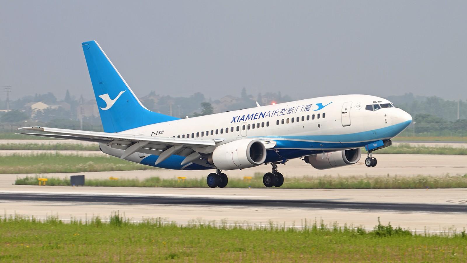 Re:[原创]端午节去拍了半小时就被领导夺命追魂call了~ BOEING 737-700 B-2991 中国南京禄口国际机场