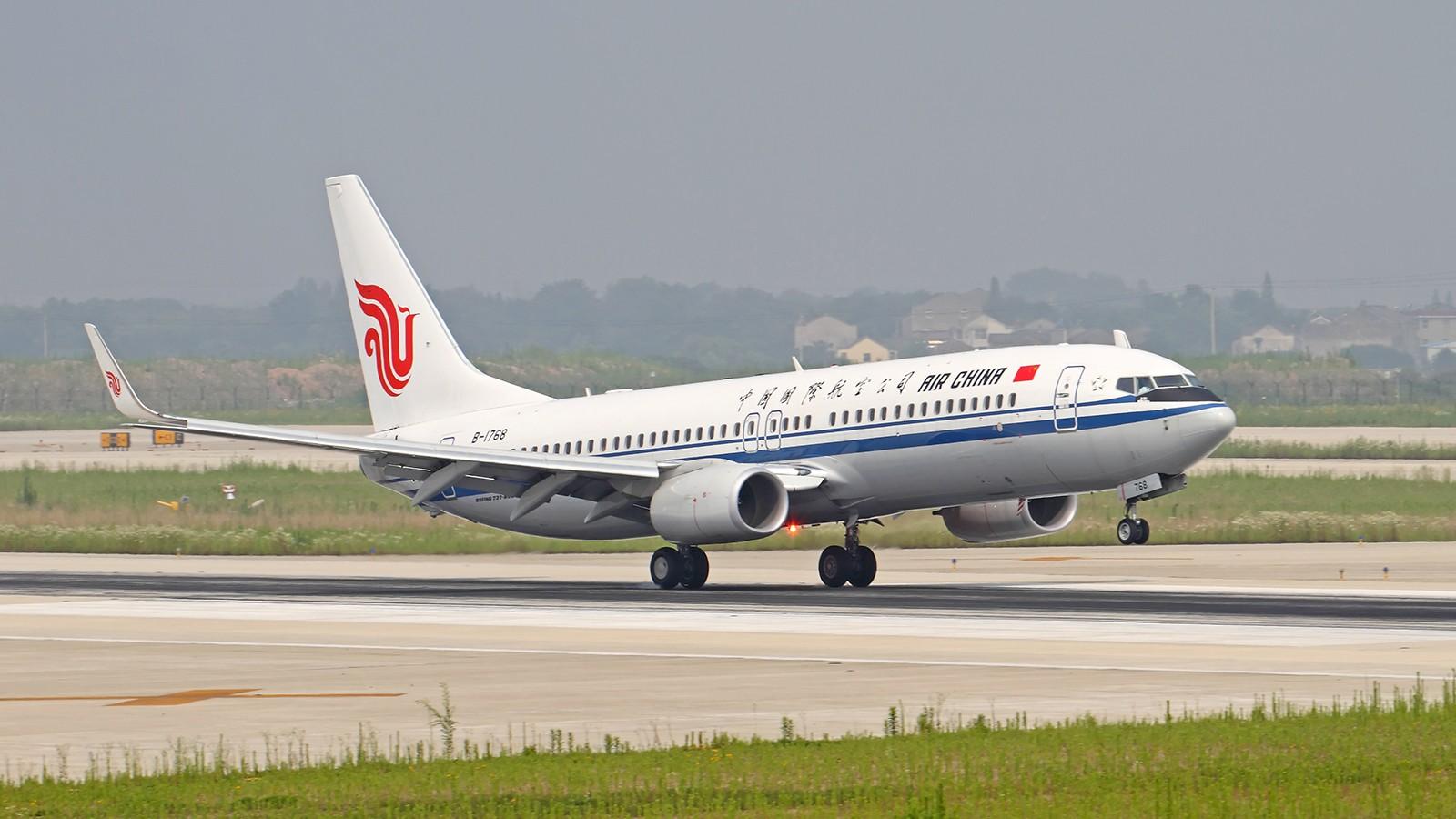 Re:[原创]端午节去拍了半小时就被领导夺命追魂call了~ BOEING 737-800 B-1768 中国南京禄口国际机场