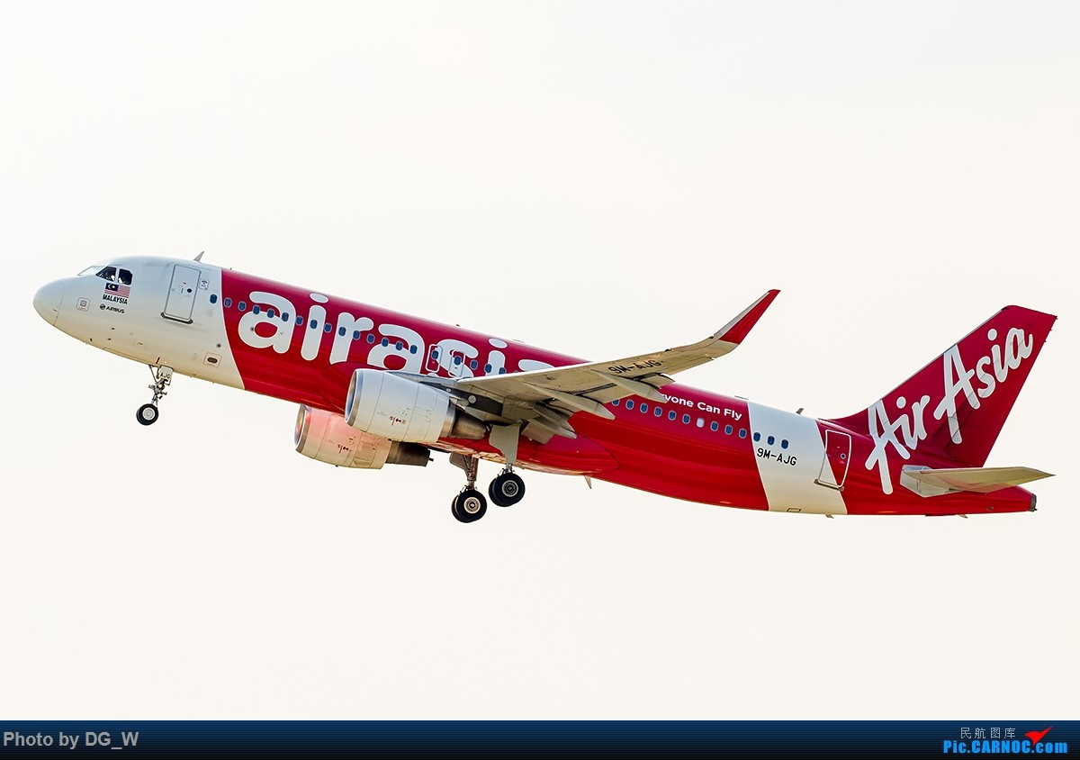 Re:[原创]【南宁飞友】迟来的NNG内场参观游记和端午新镜头试拍记 AIRBUS A320-200 9M-AJG 南宁吴圩国际机场