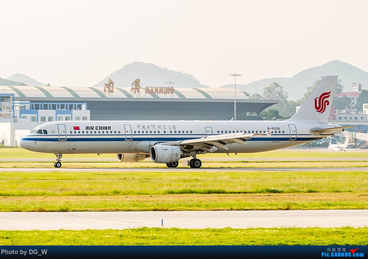 Re:[原创]【南宁飞友】迟来的NNG内场参观游记和端午新镜头试拍记 AIRBUS A321-200 B-6326 中国南宁吴圩国际机场