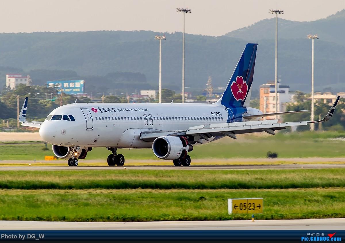 Re:[原创]【南宁飞友】迟来的NNG内场参观游记和端午新镜头试拍记 AIRBUS A320-200 B-9956 中国南宁吴圩国际机场