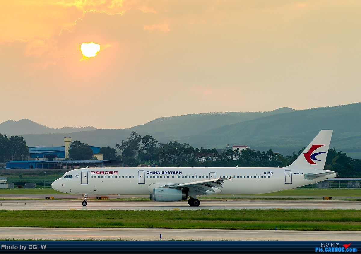 Re:[原创]【南宁飞友】迟来的NNG内场参观游记和端午新镜头试拍记 AIRBUS A321-200 B-6591 中国南宁吴圩国际机场