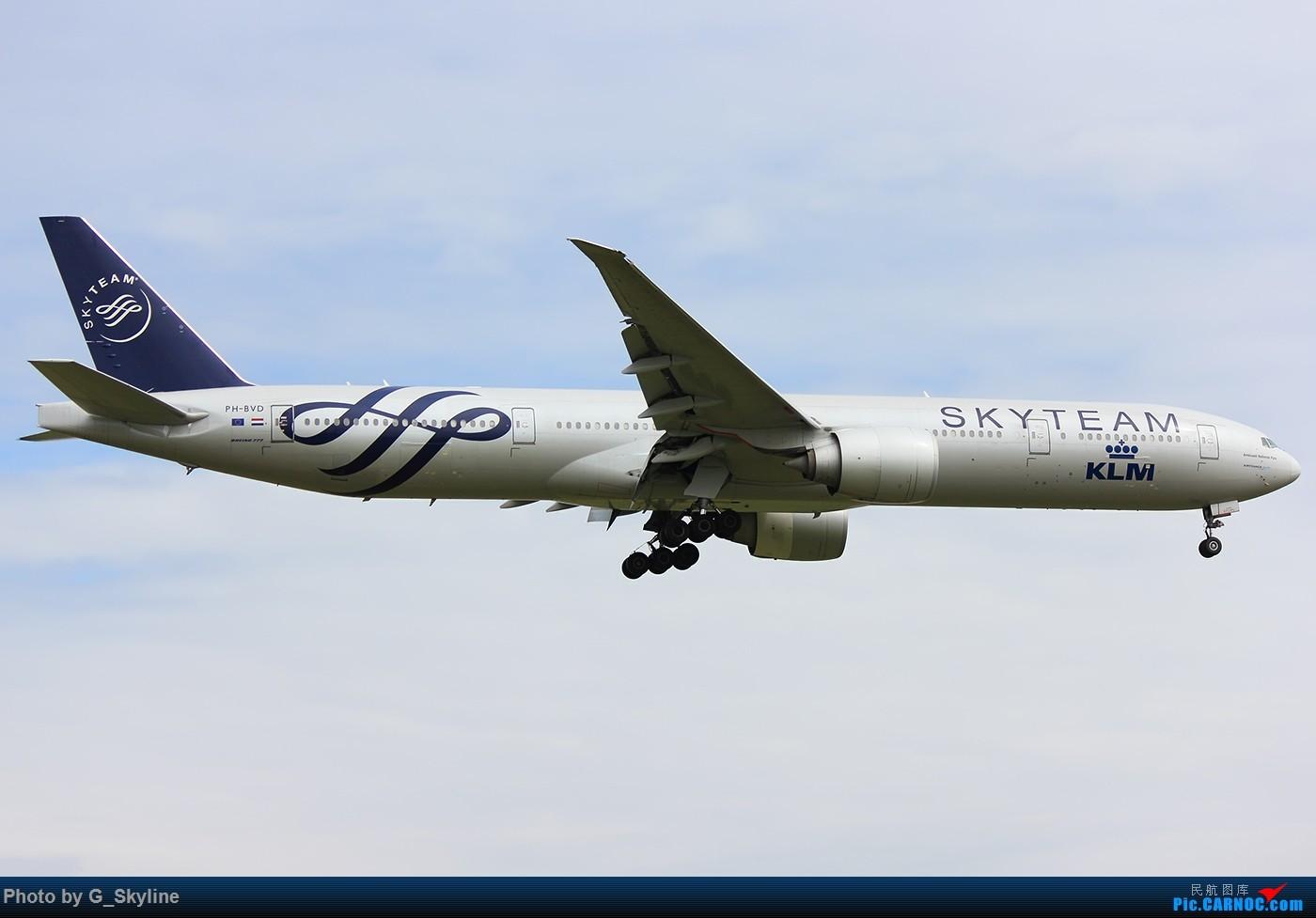 Re:[原创]天合联盟陪你十五载,大合集,张张经典,不重复 BOEING 777-300ER PH-BVD 荷兰阿姆斯特丹斯史基浦(西霍普)机场