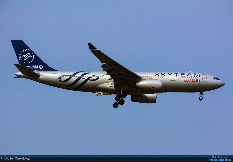Re:[原创]晴间多云,浦东拍机 AIRBUS A330-200 B-5949 上海浦东国际机场