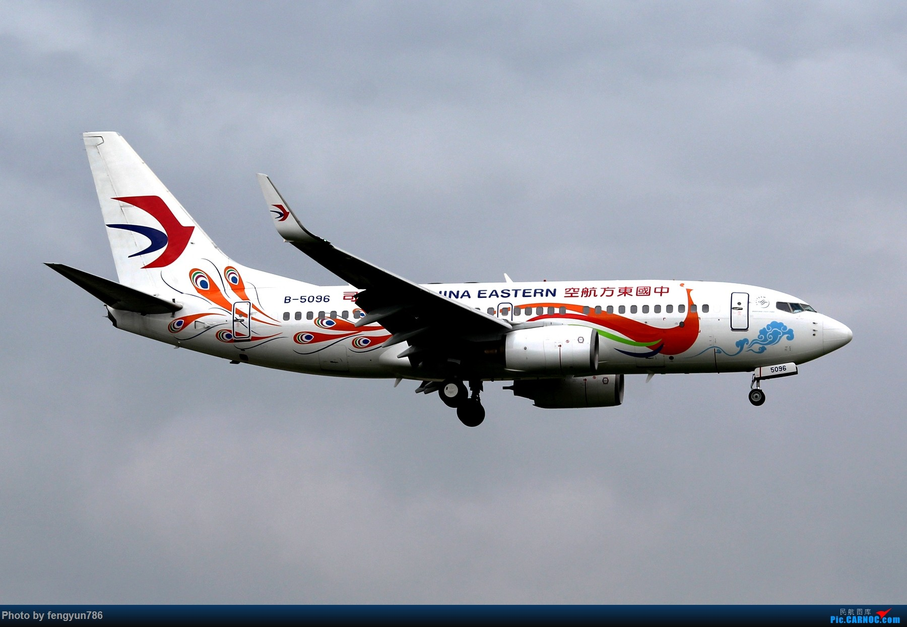 Re:[原创]新人首贴,6.18 SHA流水账 BOEING 737-700 B-5096 中国上海虹桥国际机场