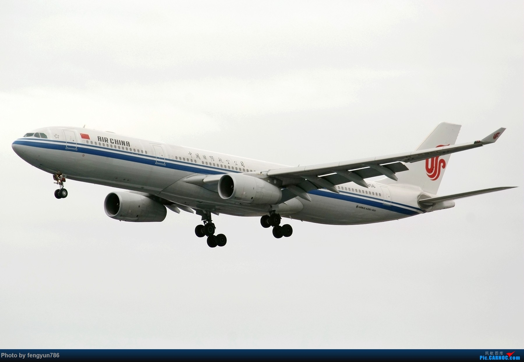 Re:[原创]新人首贴,6.18 SHA流水账 AIRBUS A330-300 B-5956 中国上海虹桥国际机场