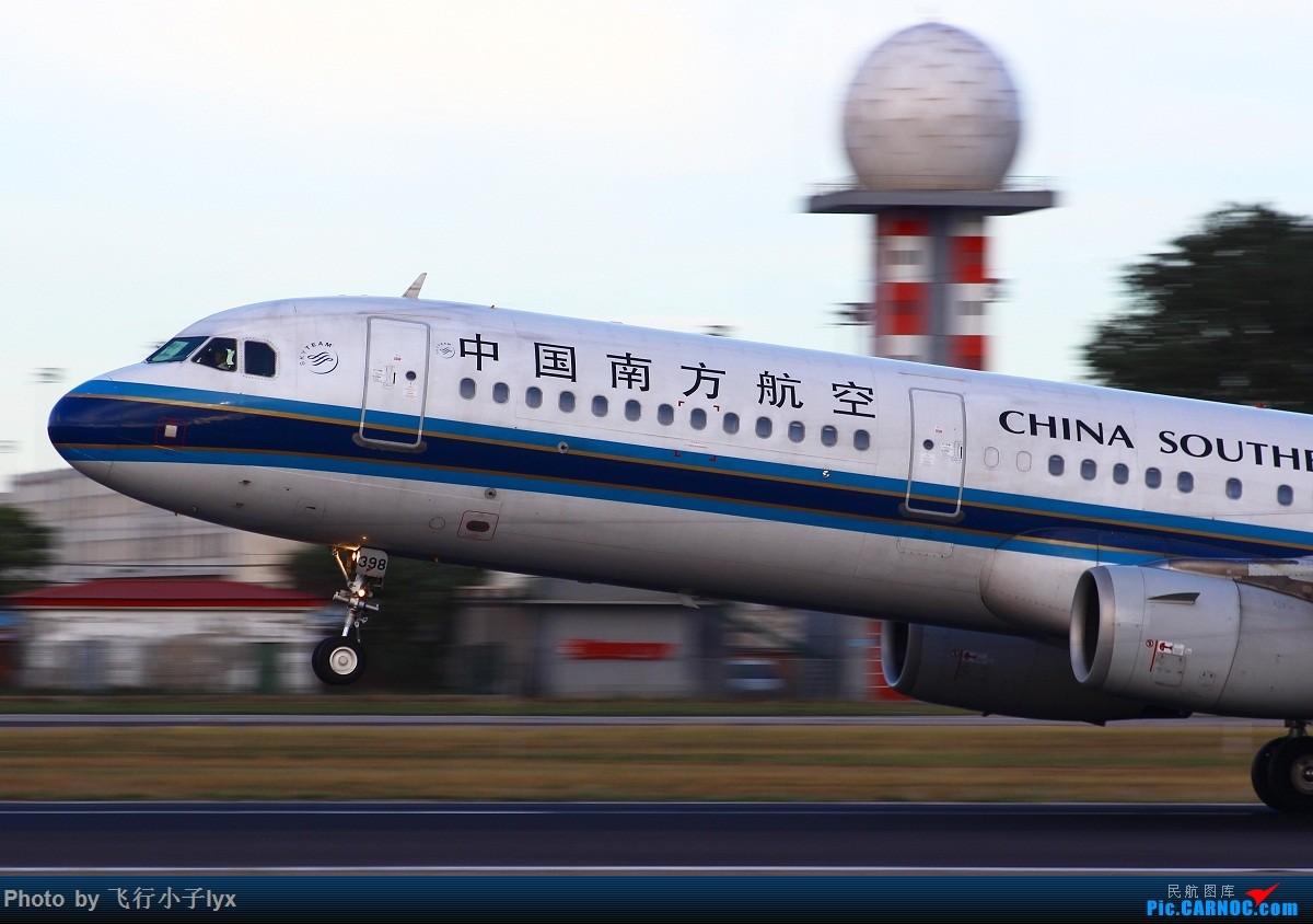 Re:[原创]传说中的飞机头 AIRBUS A321-200 B-6398 中国北京首都国际机场