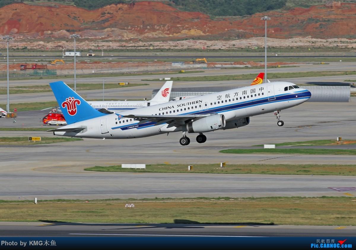Re:[原创]【KMG】【昆明长水国际机场】最近昆明雨天没机会拍机,把库存扫清了 AIRBUS A320-200 B-2365 中国昆明长水国际机场