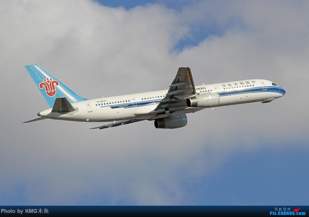 Re:[原创]【KMG】【昆明长水国际机场】最近昆明雨天没机会拍机,把库存扫清了 BOEING 757-200 B-2830 中国昆明长水国际机场