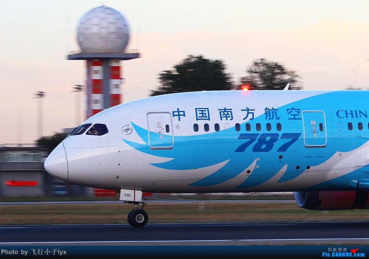 Re:[原创]传说中的飞机头 BOEING 787-8 B-2735 中国北京首都国际机场