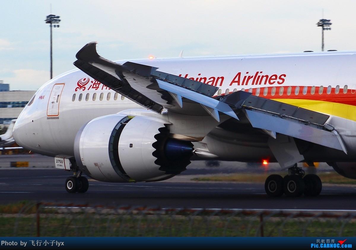 Re:[原创]传说中的飞机头 BOEING 787-8 B-2750 中国北京首都国际机场
