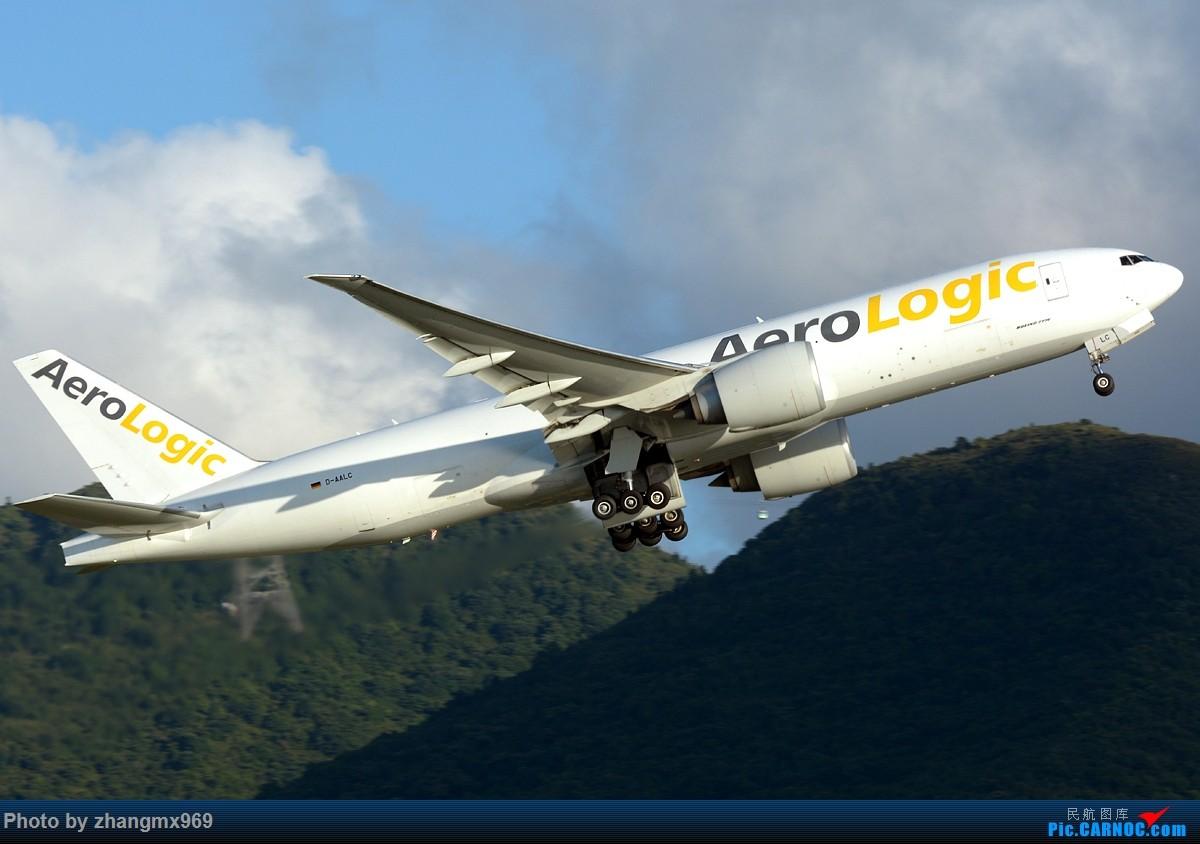 Re:[原创]香港拍机两天,烈日下膜拜维修区~~~多图~~~ BOEING 777-200 D-AALC 中国香港赤鱲角国际机场