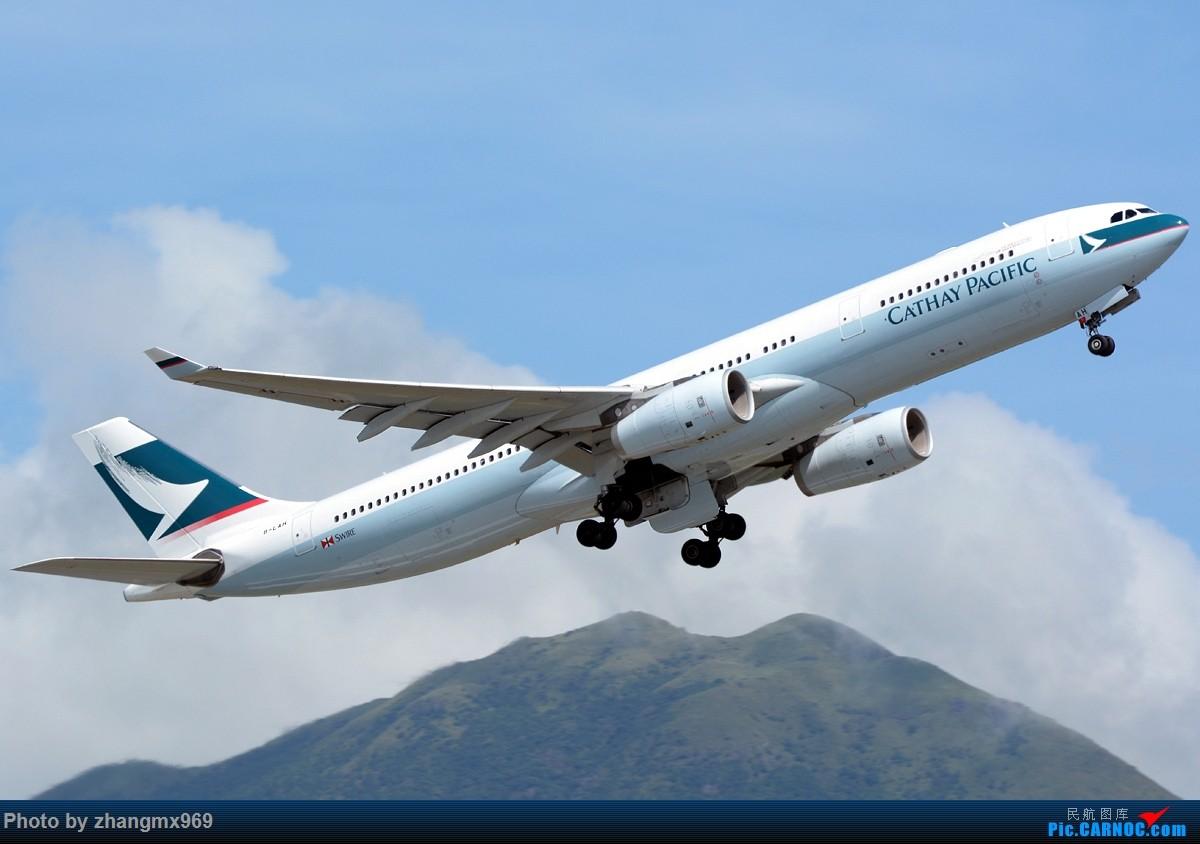 Re:[原创]香港拍机两天,烈日下膜拜维修区~~~多图~~~ AIRBUS A330-300 B-LAH 中国香港赤鱲角国际机场
