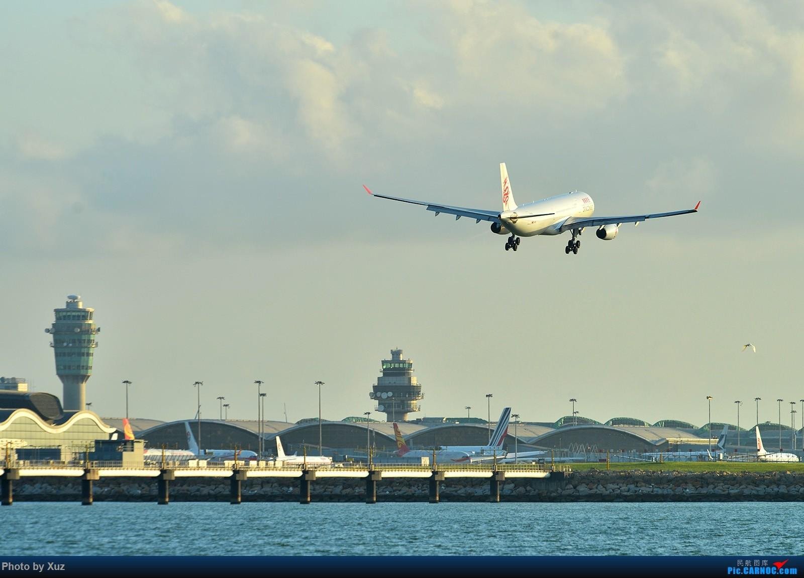 Re:[原创]香港拍机之行    中国香港赤鱲角国际机场