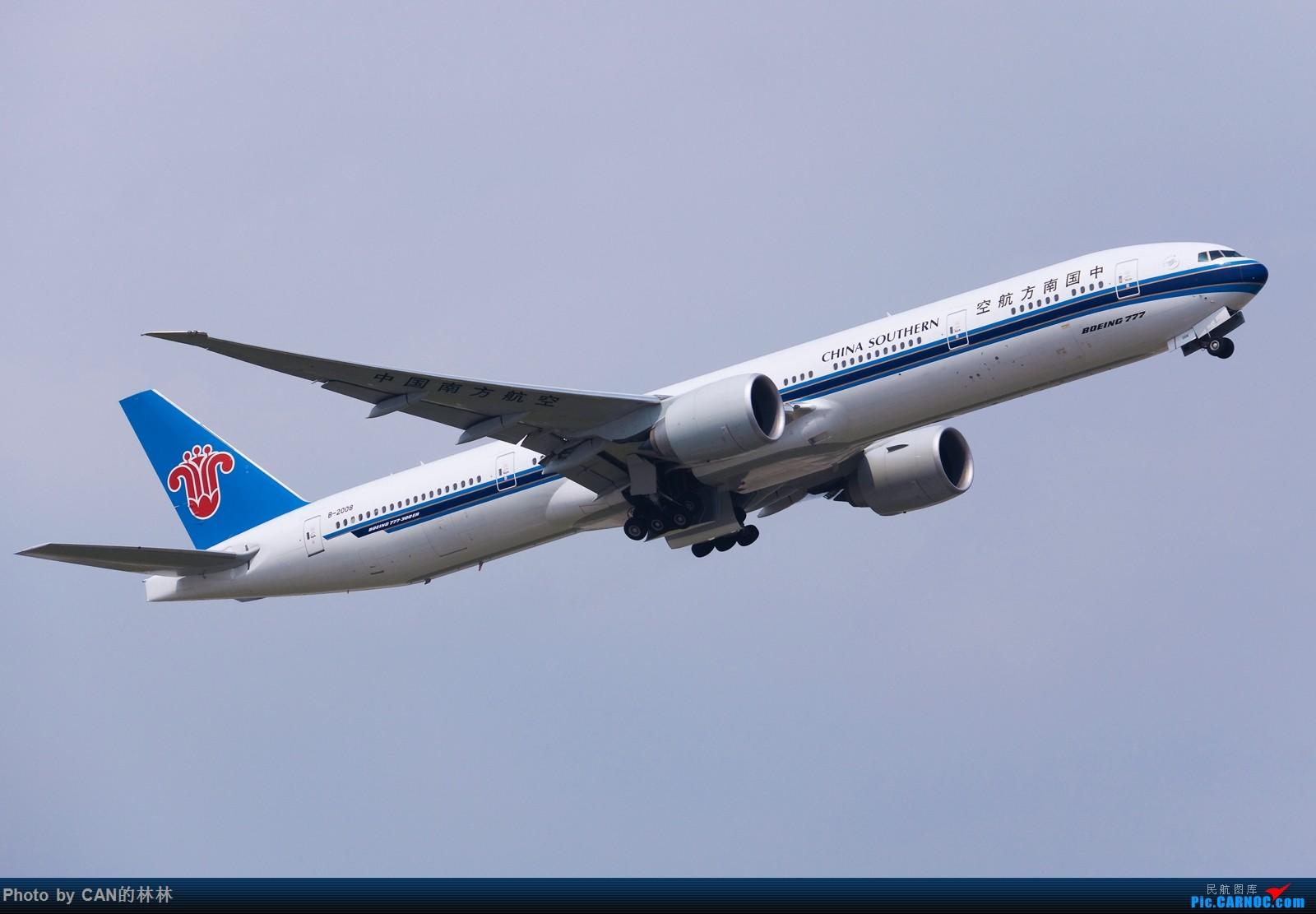 Re:[原创]~~~久未发图,飞机已用尽,来乞讨下~~~ BOEING 777-300ER B-2008 中国广州白云国际机场