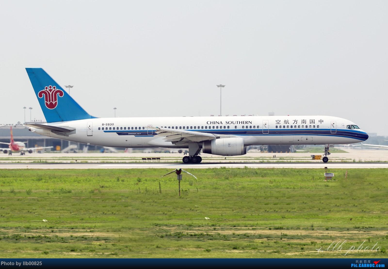 Re:[原创]XIY随拍——今天有硬货 BOEING 757-200 B-2830 中国西安咸阳国际机场