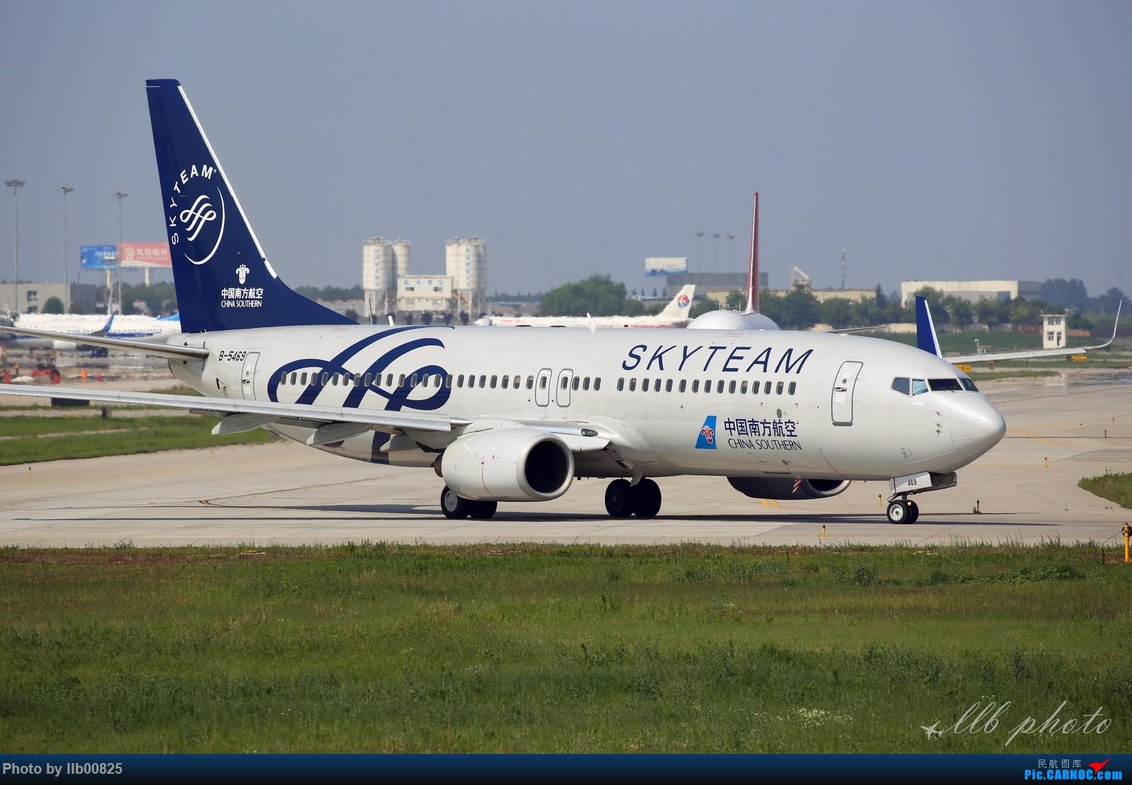 Re:[原创]XIY随拍——今天有硬货 BOEING 737-800 B-5469 中国西安咸阳国际机场