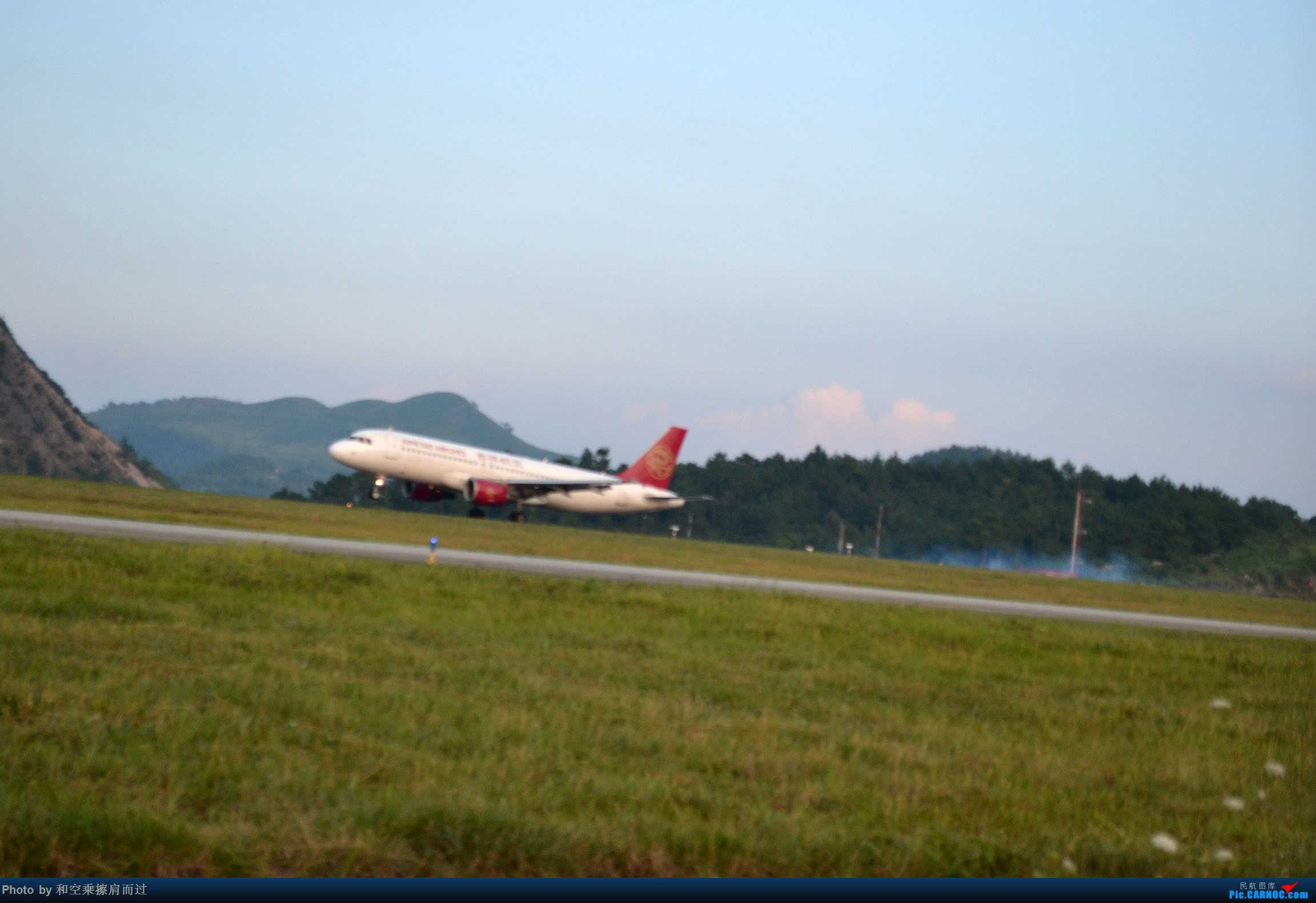 Re:[原创]【KWE】七月六日晴 KWE冒险打机 AIRBUS A320-200  中国贵阳龙洞堡国际机场