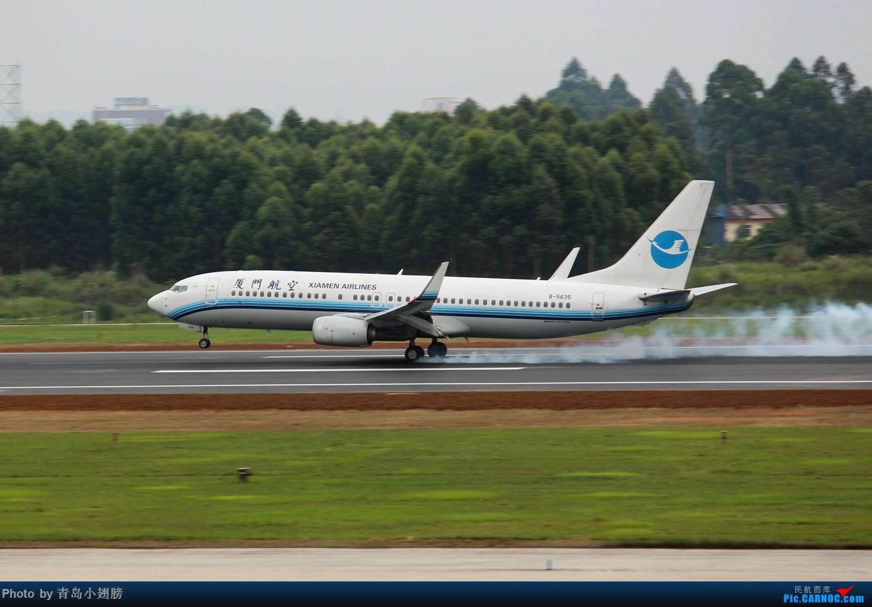 Re:[原创]【CTU】第一次成都拍机DAY-1 BOEING 737-800 B-5635 中国成都双流国际机场